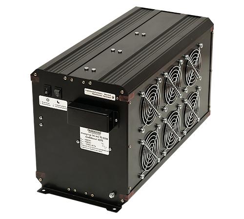 инвертор 75-220, инвертор для жд, инвертор 6000 Вт